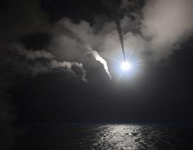 Mỹ bất ngờ phóng 59 tên lửa Tomahawk tấn công căn cứ quân sự Syria