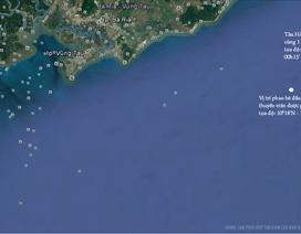 Thủ tướng yêu cầu khẩn cấp tìm 9 thuyền viên mất tích