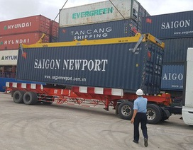 """Logistics Việt Nam phát triển nhưng chỉ """"nuôi béo"""" các hãng nước ngoài"""