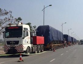 Đoàn tàu Cát Linh - Hà Đông được miễn thuế nhập khẩu về Việt Nam