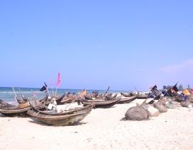 Tàu giã cào kéo chìm thuyền của ngư dân Quảng Trị