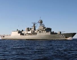 Tàu Hải quân Hoàng gia Úc sắp thăm Đà Nẵng
