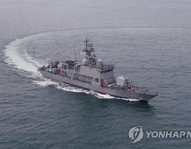 """Hàn Quốc tiếp nhận tàu """"sát thủ tên lửa tầm trung"""" đối phó Triều Tiên"""