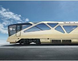 Chiêm ngưỡng tuyến tàu hỏa hạng sang xa xỉ nhất thế giới