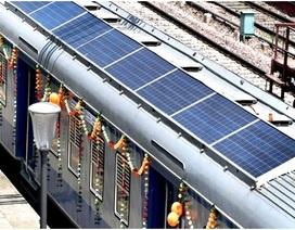 Ấn Độ ra mắt tàu năng lượng mặt trời đầu tiên trên thế giới