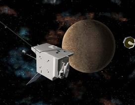 Ra mắt tàu không gian sắp thực hiện sứ mệnh đầu tiên của châu Âu tới sao Thủy