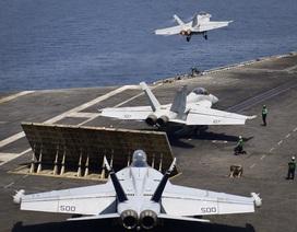 Máy bay có khả năng mang tên lửa Iran áp sát nguy hiểm tàu sân bay Mỹ