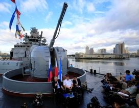 Nga tuyên bố sẵn sàng cung cấp vũ khí cho Philippines