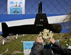 Hé lộ nguyên nhân khiến tàu ngầm Argentina chở 44 người gặp trục trặc