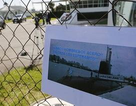 Tàu ngầm Argentina từng xin chuyển hướng trước khi mất tích