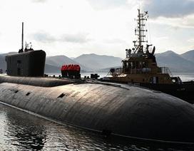 Nga trang bị ngư lôi hiện đại cho tàu ngầm hạt nhân