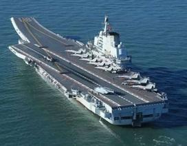 Trung Quốc chưa thể trang bị hệ thống phóng hiện đại cho tàu sân bay