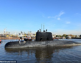 Bộ trưởng Argentina: 44 thủy thủ có thể đã thiệt mạng vì nổ tàu ngầm