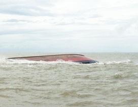 Vụ chìm tàu than: Huy động 2 đội thợ lặn tìm kiếm số thuyền viên còn lại