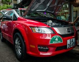 Bắc Kinh muốn thay tất cả taxi bằng xe chạy điện