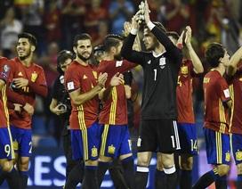 Tây Ban Nha, Anh có thể rơi vào bảng tử thần World Cup 2018