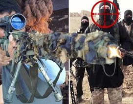 Tay súng bắn tỉa khét tiếng của IS bị tiêu diệt