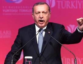 Hà Lan cấm máy bay của Ngoại trưởng Thổ Nhĩ Kỳ hạ cánh