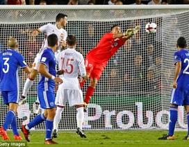 Tây Ban Nha và Italia chiến thắng ở lượt cuối vòng loại World Cup 2018