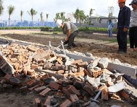 """""""Báo động đỏ"""" vi phạm xây dựng tại các dự án bất động sản"""