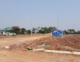 Thanh Hóa: Dân thành phố khốn khổ chờ tái định cư