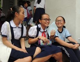 Thủ khoa vào lớp 6 trường chuyên Trần Đại Nghĩa đạt 87 điểm