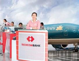 Techcombank bán xong 21 triệu cổ phiếu Vietnam Airlines