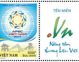 """Tên miền """".VN"""" lên tem Bưu chính Việt Nam chào mừng APEC 2017"""