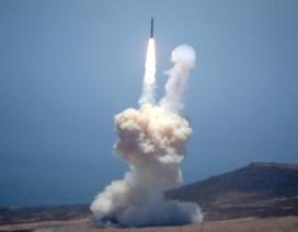 Mỹ thử nghiệm thành công bắn hạ tên lửa xuyên lục địa