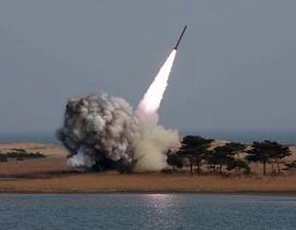 Tên lửa Triều Tiên có thể chỉ mất 14 phút để bay tới Guam