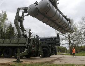 Tên lửa phòng không Nga phô diễn sức mạnh bảo vệ Moscow