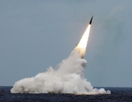 Mỹ phóng thử tên lửa đạn đạo hạt nhân phiên bản nâng cấp