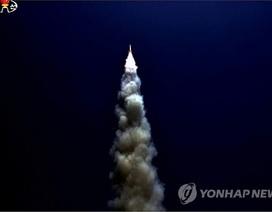 Tên lửa Triều Tiên với đầu đạn hạt nhân nặng 1 tấn có thể bao trùm toàn bộ Hàn Quốc