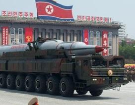 Chuyên gia Mỹ: Triều Tiên đang sở hữu 30 vũ khí hạt nhân