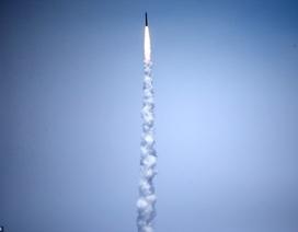 Kinh ngạc khoảnh khắc lá chắn Mỹ tiêu diệt tên lửa liên lục địa