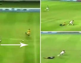 Báo nước ngoài ngả mũ trước tốc độ kinh hoàng của cầu thủ Indonesia