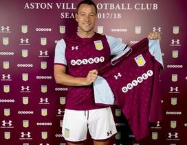 Cựu đội trưởng Chelsea, John Terry chính thức có bến đỗ mới
