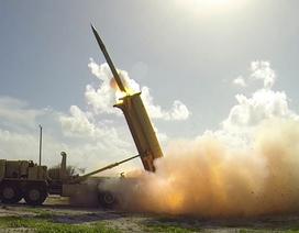 """Hệ thống phòng thủ tên lửa Mỹ """"đặt chân"""" tới Hàn Quốc"""