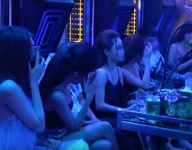 """Vụ thác loạn trong karaoke """"chui"""" ở Sài Gòn: 82 người dương tính ma tuý"""