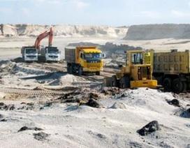 Mỏ sắt Thạch Khê: Vốn đầu tư tăng lên 14.500 tỷ đồng, lấn biển xả thải