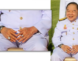 """Phó Thủ tướng Thái Lan hứng """"bão"""" chỉ trích vì lộ đồng hồ sang"""