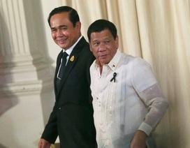 Thái Lan, Philippines khẳng định cần giữ hòa bình, ổn định trên Biển Đông