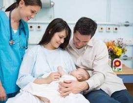 Vợ sinh con, chồng làm thủ tục hưởng chế độ thai sản ra sao?