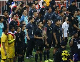 Thủ môn sai lầm, U22 Malaysia dâng tấm HCV SEA Games 29 cho Thái Lan