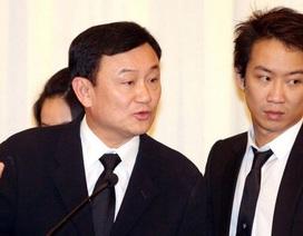 Con trai cựu Thủ tướng Thái Lan bị khởi tố tội rửa tiền