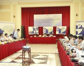 Tư vấn nước ngoài, chuyên gia độc lập tham gia việc quy hoạch ĐBSCL