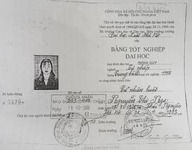 Phát hiện thẩm phán TAND thành phố Thái Nguyên dùng bằng giả