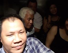 """Điều gì khiến thang máy """"nhốt"""" 14 khách tại tòa nhà cao nhất Sài Gòn?"""