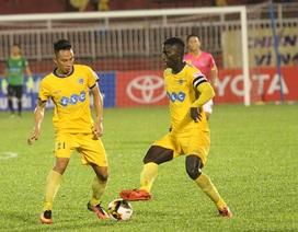 """Vòng 21 V-League 2017: """"Chung kết"""" ở xứ Thanh"""