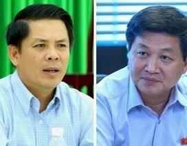 Giới thiệu ông Nguyễn Văn Thể làm Bộ trưởng GTVT, ông Lê Minh Khái làm Tổng Thanh tra